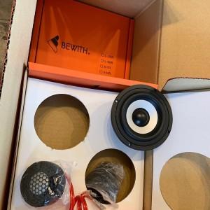 BMW専用オーディオシステム Be-WITHとMATCHのシステムでG02の音をハイレゾ音源を聞くに耐えられる仕様への画像