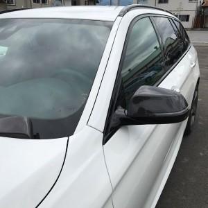 BMW F10/F11 ドアミラーカバー カーボン GRDの画像